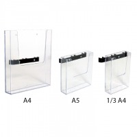 Acrylic Holders - Black parts