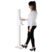 Basic Touchless Dispenser Stand Foot Operated