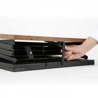 Foldable Wood Counter