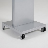 Touchless Dispenser Stand Foot Operated