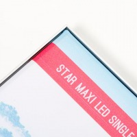 Star Maxi Led Single Sided