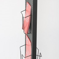 Double Sided Tower Stand