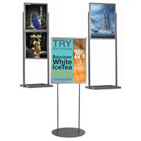 INFO STANDS