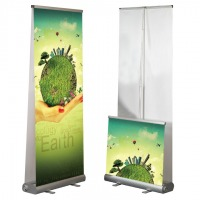 Smart Roll Banner( Double Sided)