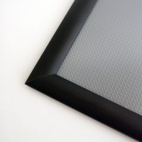 Snap Frames Black Anodised 25mm