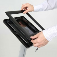 Universal Novel Tablet Kiosk