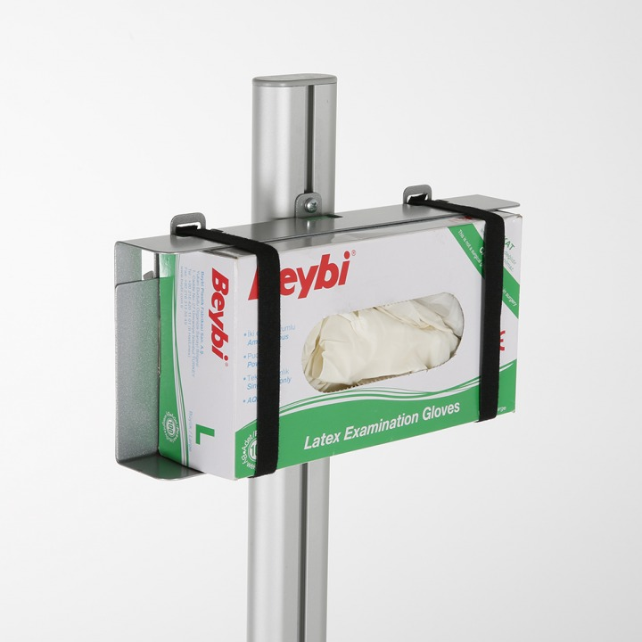 Floor Stand for Healthcare Dispensers in Box