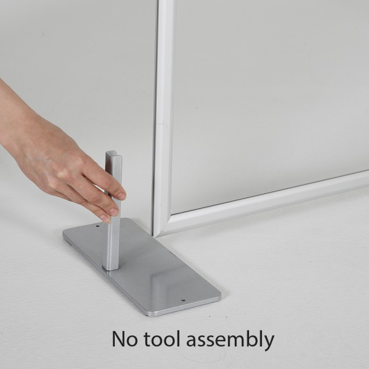 Table Barrier Feet