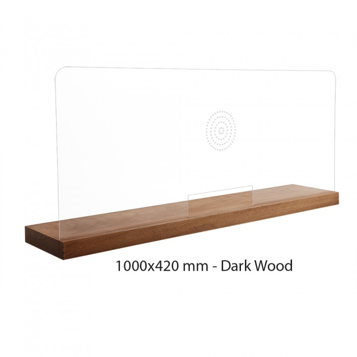Wood Base Clear Protection