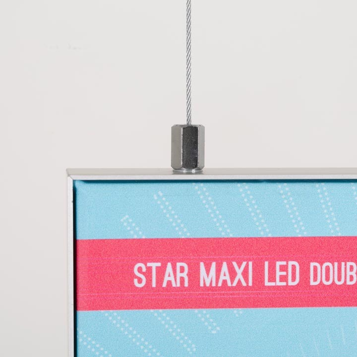 Star Maxi Led Double Sided