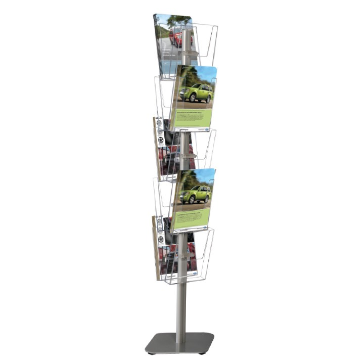 Multiside Brochure Set 1 Pole