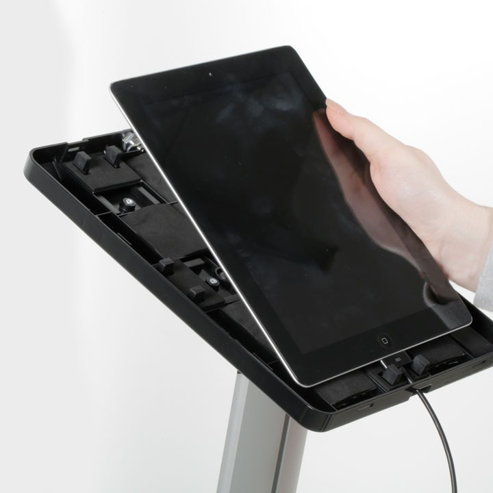 Universal Novel Tablet Kiosk for