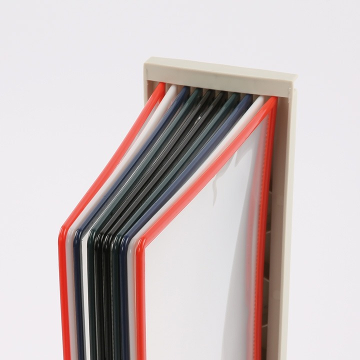 Wall Mount Reference Rack Plastic Mt Displays